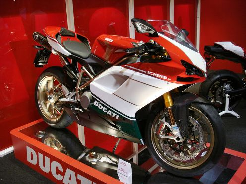 fastest motorcycle Ducati 1098s
